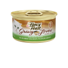 I247576-Fancy Feast Gravy Lovers Salmon In Seared Salmon Flavoured Gravy Cat Food