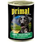 I152317-Primal Lamb & Vegetable Dog Food 390g