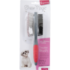 I154021-Shear Double Magic Brush For Small Dogs