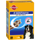 I247306-Pedigree Large & Giant Breed Dentastix 28 Pack Dog Treats