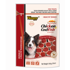 I158544-Wanpy Chicken & Codfish Sushi Dog Treats 100g