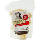 I162363-Butchers Superior Cuts Veal Ears Dog Treats 80g
