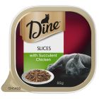 I247351-Dine Slices With Succulent Chicken 85g