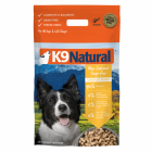 I248609-K9 Natural Freeze Dried Chicken Dog Food 1.8kg