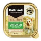 I248229-Black Hawk Chicken Grain Free Dog Can 100g