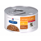 I236152-Hill's Prescription Diet Feline C/d Multicare Stress Chicken Stew - 82g