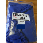 I119812-CAGE TIDY RAYON ROYAL BLUE XL RECTANGLE