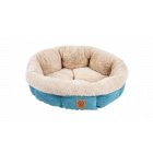 I250402-Snoozzy Cat And Dog Bed Teal Small