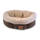 I250403-Snoozzy Cat And Dog Bed Brown Small