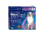 I246561-Nexgard Spectra Flea Tick & Worm Chewable Treatment 15.1-30kg - 1 Pack