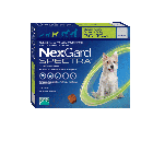 I246560-Nexgard Spectra Flea Tick & Worm Chewable Treatment 7.6-15kg - 1 Pack