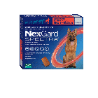 I246553-Nexgard Spectra Flea Tick & Worm Chewable Treatment 30.1-60kg - 1 Pack