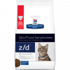 I168658-Hills Prescription Diet Z/d Low Sensitivity Cat Food 1.81kg