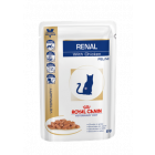 I168767-Royal Canin Vet Diet Renal Chicken Cat Food Pouch 85g