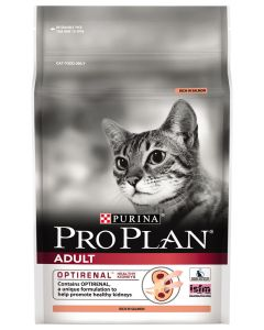 I247623-Pro Plan Salmon Cat Food with Optirenal 1.3kg