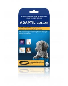 I168258-Adaptil Anxiety Dog Collar For Small To Medium Dogs - 45cm