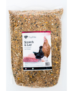 I251255-Topflite Poultry Scratch & Lay 5kg