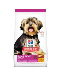 I250393-Hills Science Diet Small Paws Adult Dog Food 1.5kg