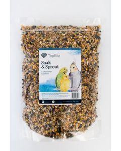 I150130-Topflite Soak And Sprout Seed 2kg