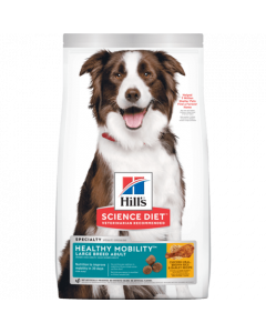 I251468-Hill's Science Diet Adult Large Breed Healthy Mobility Dry Dog Food 12kg