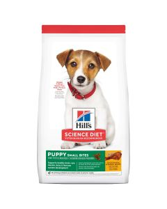 I250398-Hill's Science Diet Puppy Small Bites Dog Food 2kg