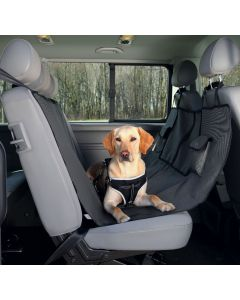 I249513-Trixie Care Seat Cover Black/brown 1.4 X 1.45m