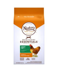 I254087-Nutro Wholesome Essentials Adult Cat Dry Food With Chicken 2.26kg