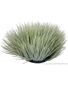 I136402-Reptile One Round Grey Spinifex 30cm