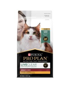 I255223-Pro Plan Liveclear Adult Cat Chicken 1.5kg