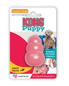 I248655-Kong Puppy Toy Extra Small