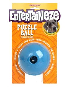 I248011-Yours Droolly Puzzle Ball Large Dog Toy