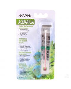 I209062-Marina Stainless Steel Thermometer