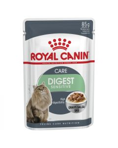 I147069-Royal Canin Sensitive Digestion Cat Food In Gravy 85g
