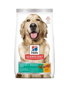 I246617-Hills Science Diet Perfect Weight Dog Food 6.8kg