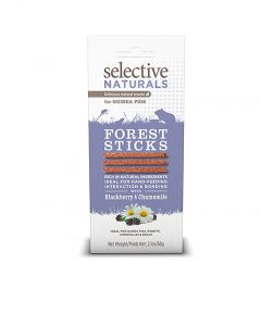 I246657-Selective Naturals Forest Sticks For Guinea Pigs With Blackberry & Chamomil
