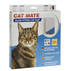 I101452-Cat Mate Cat Door For Glass