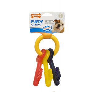 I249119-Nylabone Teething Keys Extra Small Puppy Chew Toy
