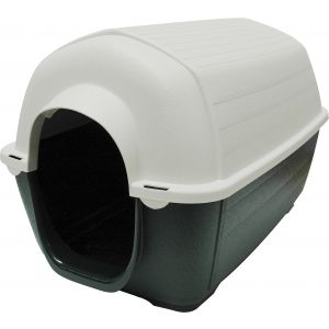 I247956-Ferplast Plastic Kennel Kenny For Small Dogs