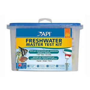 I104046-Api Master Test Kit For Fresh Water