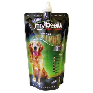 I248921-Mybeau Oil Supplement For Dogs 300ml