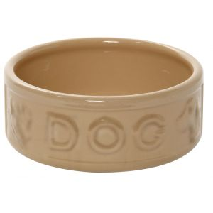 I247886-Mason Cash Ceramic Dog Bowl 180mm