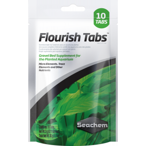 I104699-Seachem Flourish Plant Supplement Tablets 10 Pack