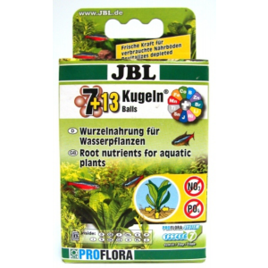 I247508-Jbl Fertiliser Plant Supplement Balls 20-pack