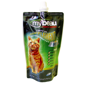 I108423-Mybeau Liquid Supplement For Cats 300ml