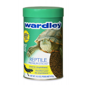 I248776-Wardley Reptile Food Sticks 411g