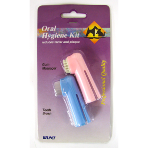 I115298-Oral Hygiene Cat & Dog Dental Brush Kit