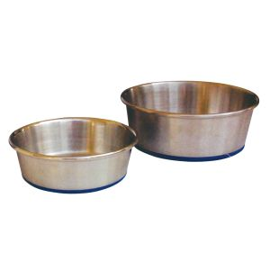 I248875-Durapet Dog Bowl 1.75l