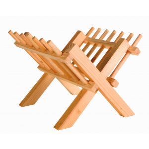 I119934-Trixie Wooden Hay Rack 26cm