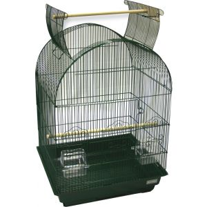 I124193-Avi One Arch Open Top Bird Cage
