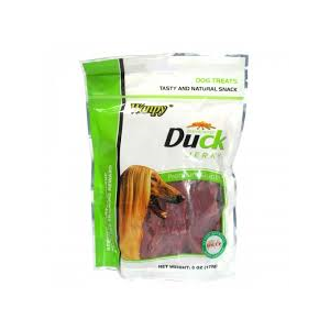 I249233-Wanpy Duck Jerky Dog Treats 454g